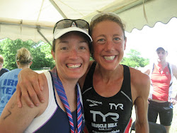 Vardo Tri Chic and Chrissie Wellington