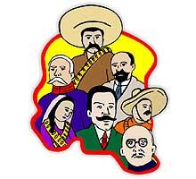 CELEBREMOS EL CENTENARIO DE LA REVOLUCION MEXICANA
