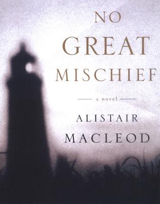 Alistair macleod no great mischief
