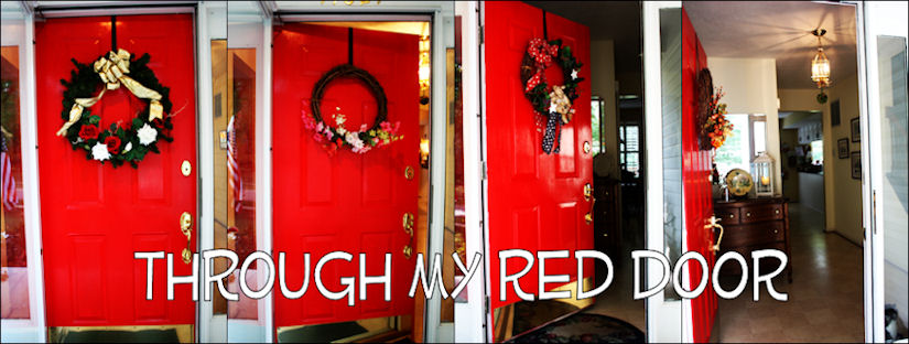 Through My Red Door