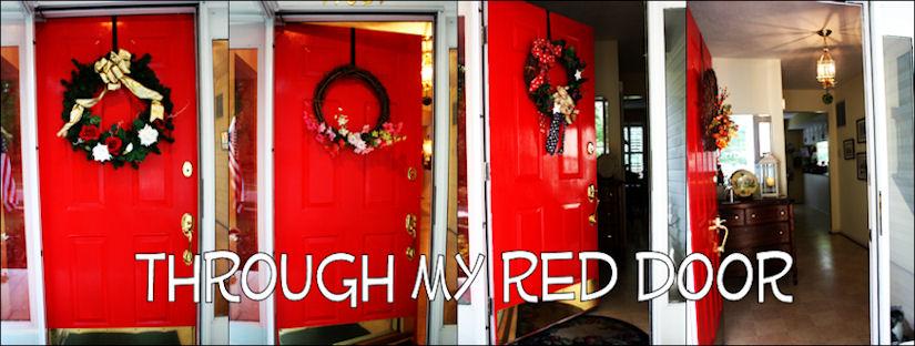 Through My Red Door