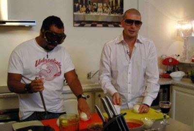 Polémique autour de cosca cook sur cuisine tv