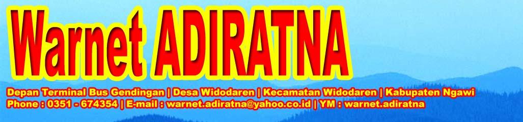 Warnet ADIRATNA Ngawi