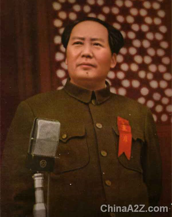 """the political rule of mao zedong in china The first years of the china under mao rule was greeted with relief and joy after the mao years [ 1949-1976 ] a good quotations from mao zedong,"""" is."""
