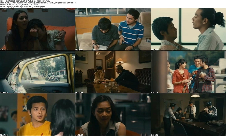 "Download Film Komedi Romantis Indonesia ""Heart-Break.com"