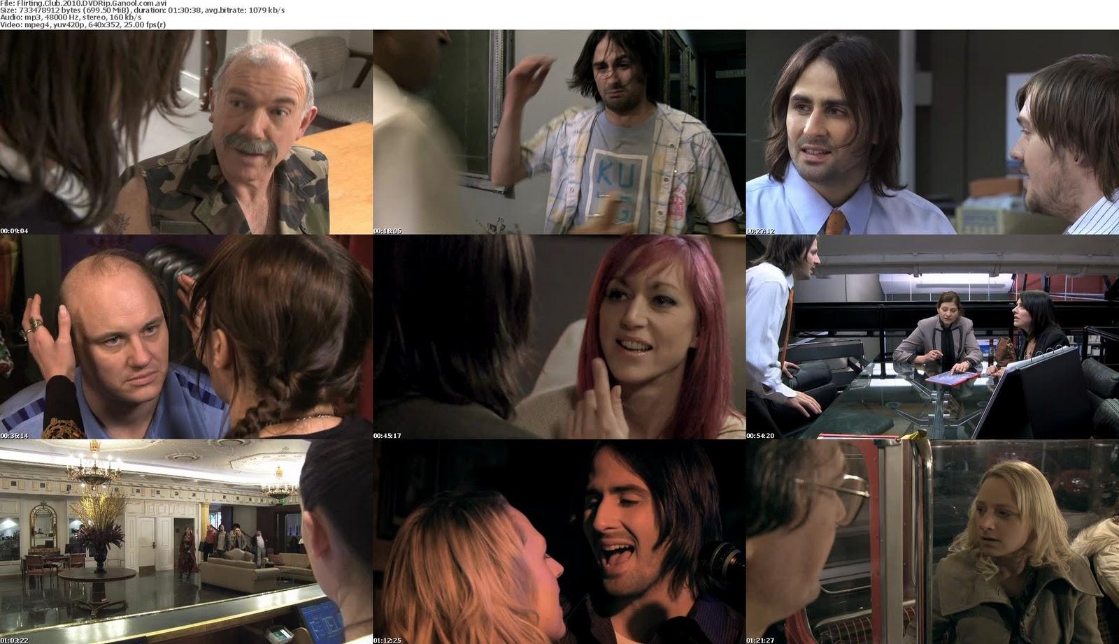 The Flirting Club (2010) DVDRip | Download Centre