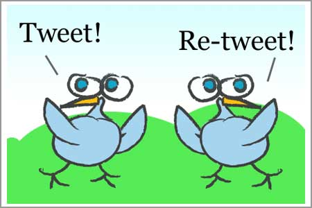 Twitter to Buy Domain Re-tweet.com