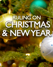 The Ruling on Christmas &amp; New Year by Sheikhul-Islam Ibn taymiyyah