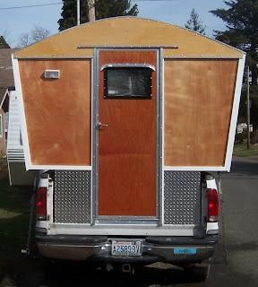 Truck Camper Building Plans House Design