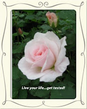 LIVE YOUR LIFE...GET TESTED! COLORECTAL CANCER  SCREENING