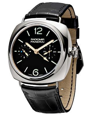 Montre Panerai Radiomir Platine Tourbillon GMT 48mm - PAM00316