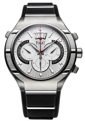 Montre Piaget Polo FortyFive Chronographe référence G0A34001