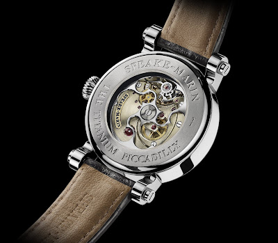 Calibre SM2 de Peter Speake-Marin