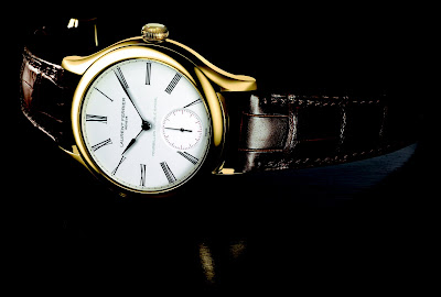 Montre Laurent Ferrier Or Jaune Référence LCF001-J