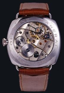 calibre Rolex n°618 Panerai