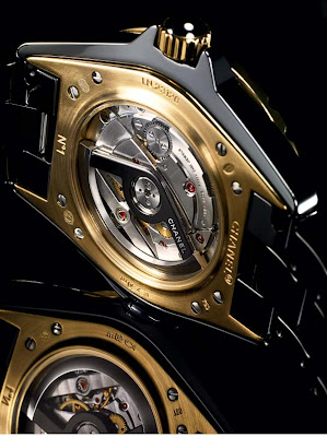 Montre Chanel J12 Calibre 3125 Audemars Piguet