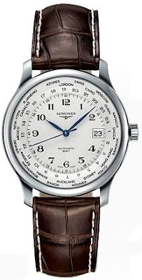 Montre Longines GMT - Master Collection