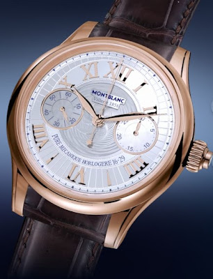 Montre Montblanc Grande Chronographe Authentique