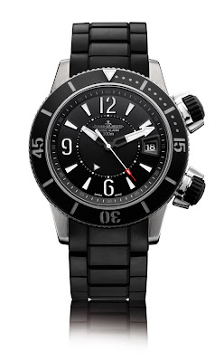 Montre Jaeger Lecoultre Master Compressor Diving Alarm Navy SEALs