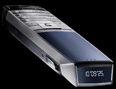 Téléphone Mobile Tag Heuer Meridiist Heure