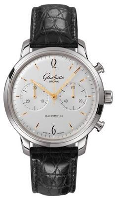 Montre Glashütte Original Senator Sixties chronographe
