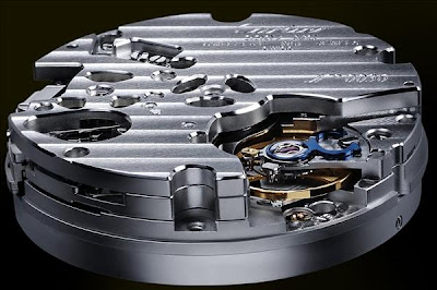 Cartier calibre 9907 MC