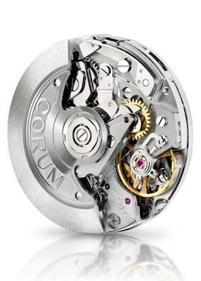 Calibre Corum CO 753 – base ETA 7753