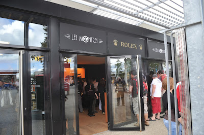Boutique Rolex Les Montres