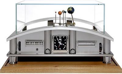 Horloge Richard Mille Planétaire-Tellurium