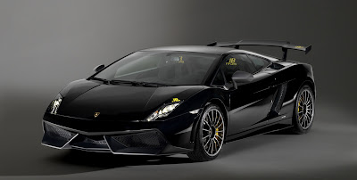 Lamborghini Gallardo LP 570-4 Blancpain Edition