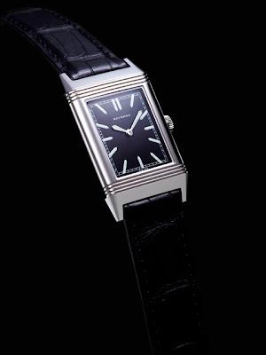 Montre Jaeger-LeCoultre Grande Reverso Ultra Thin Tribute to 1931 Acier référence Q2788570