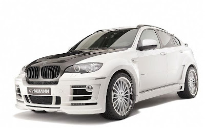 BMW X6M Typhoon in 2010