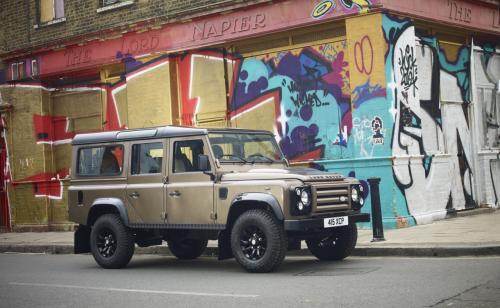 Land Rover 110 Hardtop. The X-Tech Land Rover#39;s