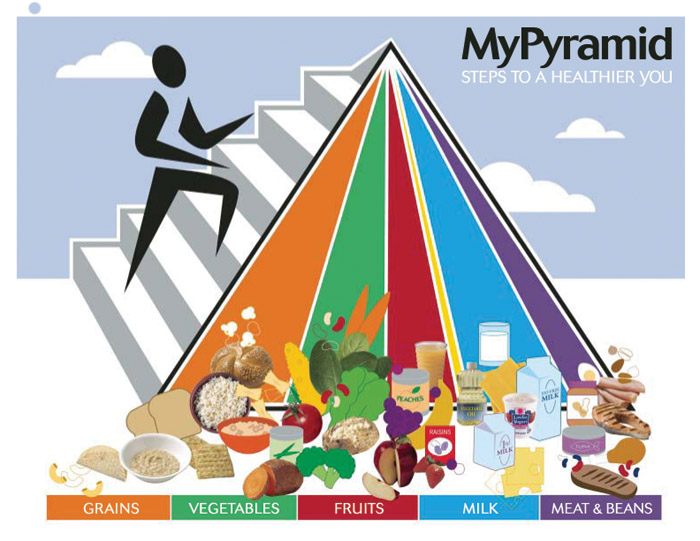 food pyramid worksheet. food pyramid for kids to color