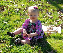 1 year old in the park