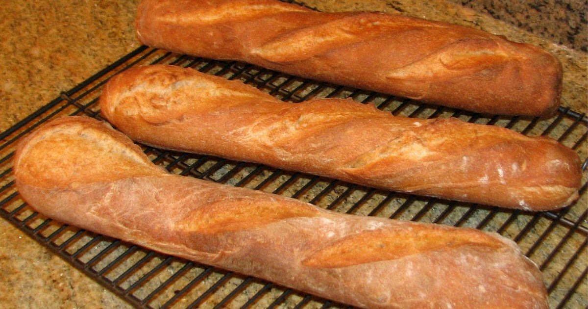 breadbasketcase: Poolish Baguettes