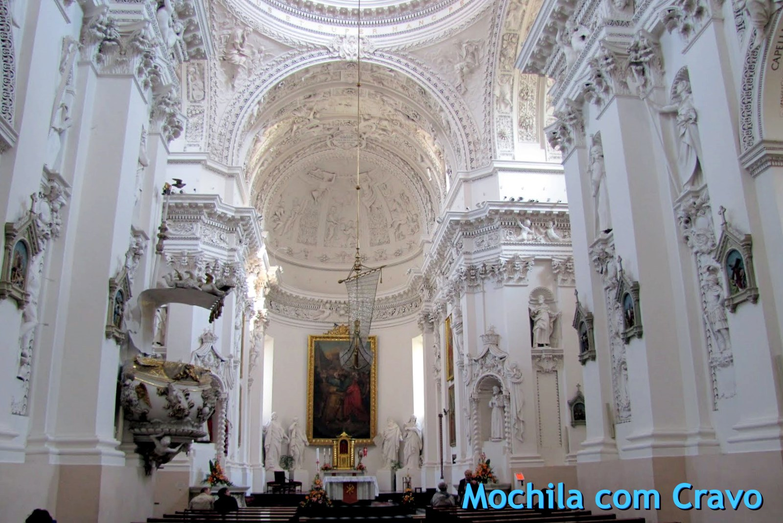 Igrejas pelo mundo IgrejaSaoPedroSaoPaulo
