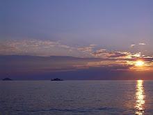 Marmara'da Günbatımı