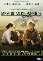 Memorias de Africa (1985) online y gratis