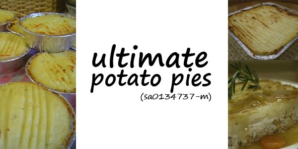 Ultimate Potato Pies