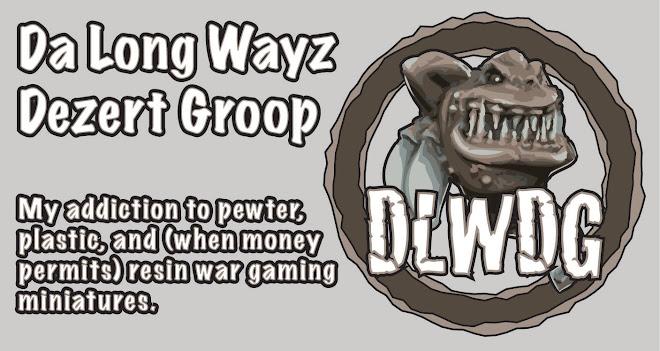 Da Long Wayz Dezert Groop