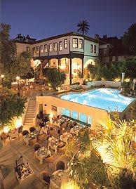 havuz4 Marina Residence Restaurants
