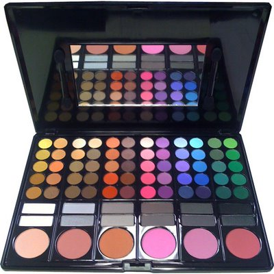 Eyeshadow Palette on Item Name  78v2 Colours Makeup Palette  Version 2