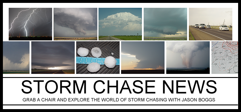 STORM CHASE NEWS