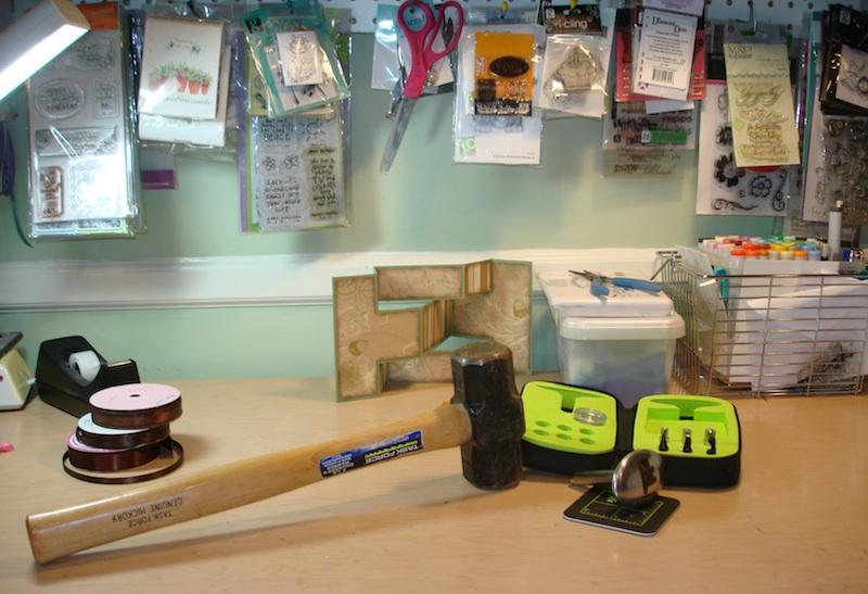 Creating In Carolina Thank You Sew Much Sledge Hammer