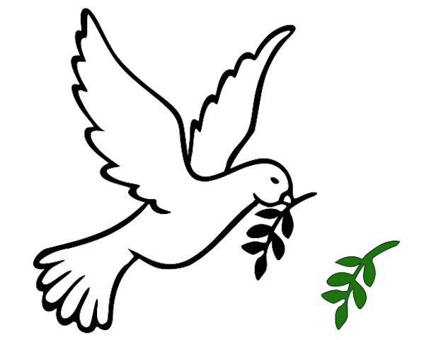 Creating In Carolina Dove Of Peace
