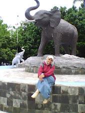 Apa bedanya aku dg Gajah?