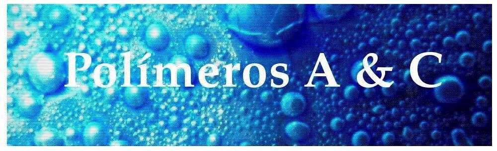 Polímeros A e C