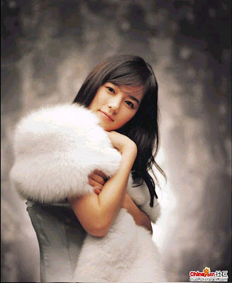 Beautiful South Korean Hot Girl Han Ga In