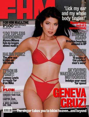 FHM Korea Magazines Intl http://www.9sky.ca/18165-filipina-singer-and-actress-geneva-cruz.html